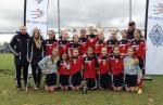 Girls U13 2013 League Cup Champions