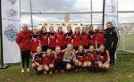 Girls U15 2013 League Cup Champions
